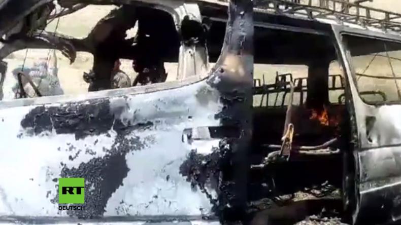 Afghanistan: Schwerverletzte Touristen aus Deutschland und den USA nach Taliban-Angriff