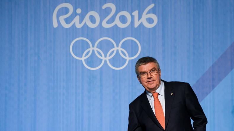 IOC bestätigt Olympia-Zulassung für Rio von 271 russischen Sportlern