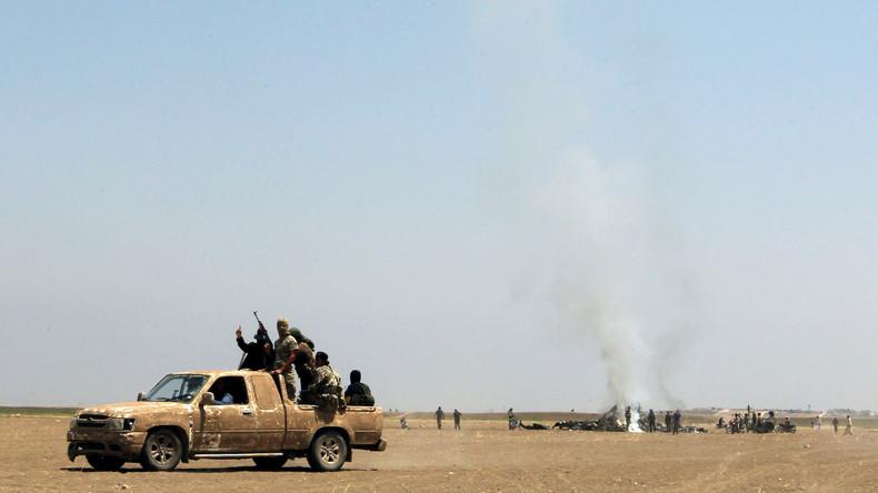 Syrien: Terrormiliz will Leichen der russischen Hubschrauberpiloten gegen Gefangene austauschen