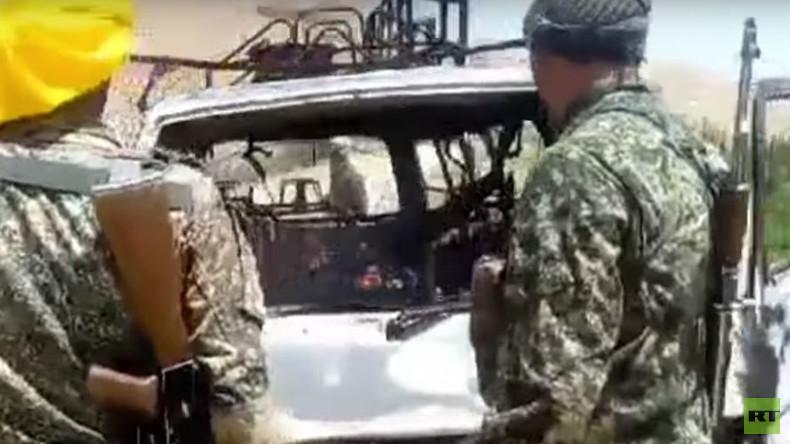 Afghanistan: Touristenbusse von Taliban mit Granaten beschossen - Zahlreiche Verletzte [Video]