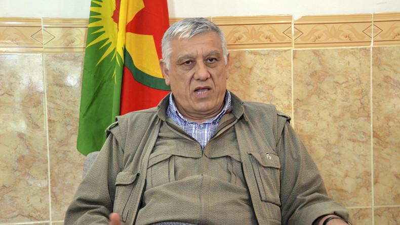Cemil Bayık ist der Ko-Vorsitzende der kurdischen Untergrundorganisation KCK.