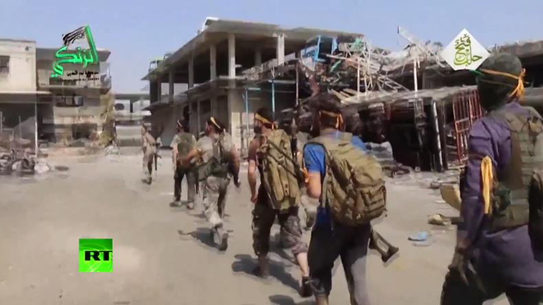 Aleppo: Rebellen versuchen trotz schwerer Verluste Kessel der Regierungstruppen zu durchbrechen