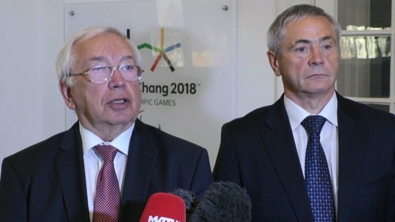 Russland reagiert auf Paralympics-Sperre durch Internationales Paralympisches Komitee