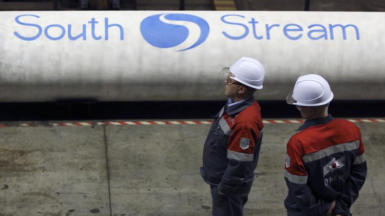 Russland und Bulgarien bilden Bündnis für Wiederaufnahme des Energieprojektes South Stream
