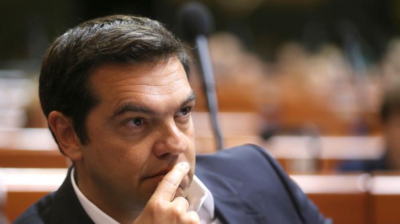Gegen das Spardiktat aus Brüssel: Griechenlands Premier will europäische Süd-Allianz schmieden