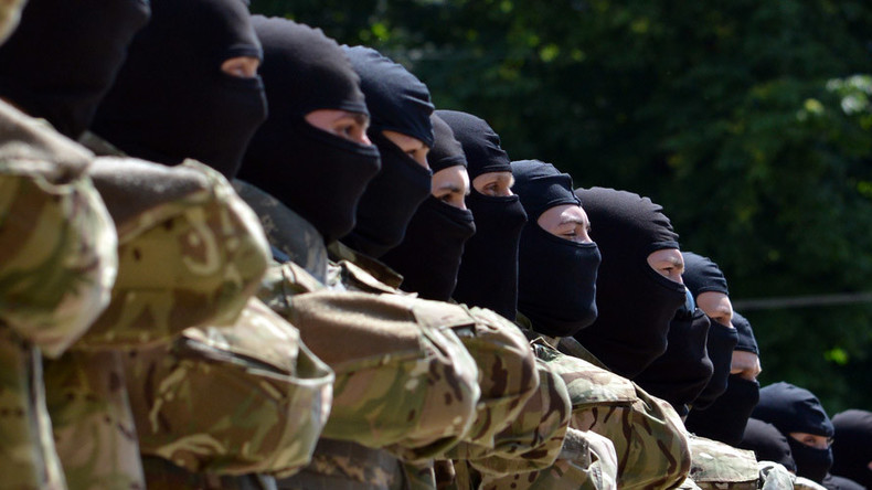 Ukraine: Anführer des Tornado-Bataillons vergewaltigen minderjährige Mädchen und filmen es