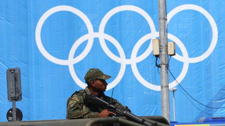 Sportfest oder Bürgerkrieg? Die brasilianischen Sicherheitskräfte erhalten substantielle Unterstützung aus Washington.