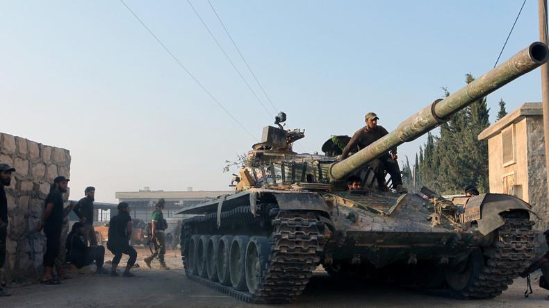 Schlacht um Aleppo: Rebellen verkünden Durchbruch des Belagerungsrings - Damaskus dementiert