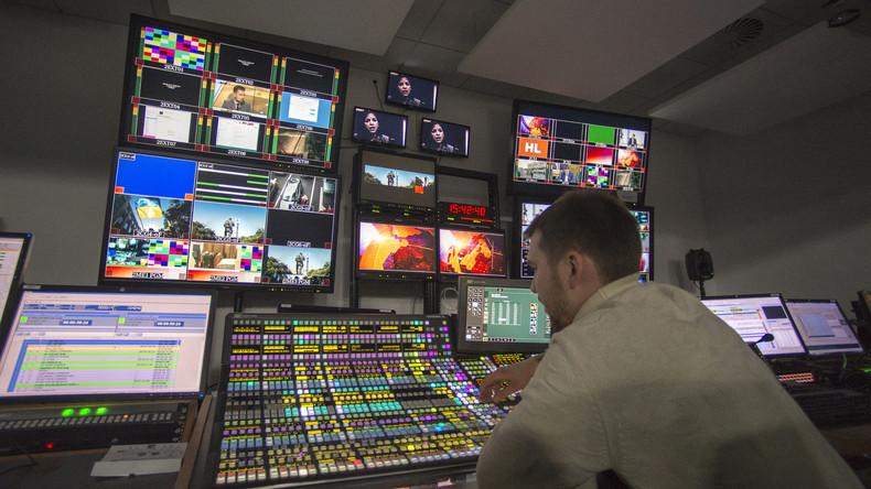 RT wird Teil des exklusiven Fernsehpakets für die Olympischen Spiele in Rio