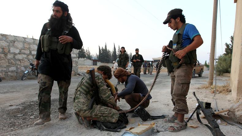 """Vom Spiegel als """"letzte Hoffnung für Aleppo"""" gefeierte Islamisten beschießen zivile Wohngebiete"""