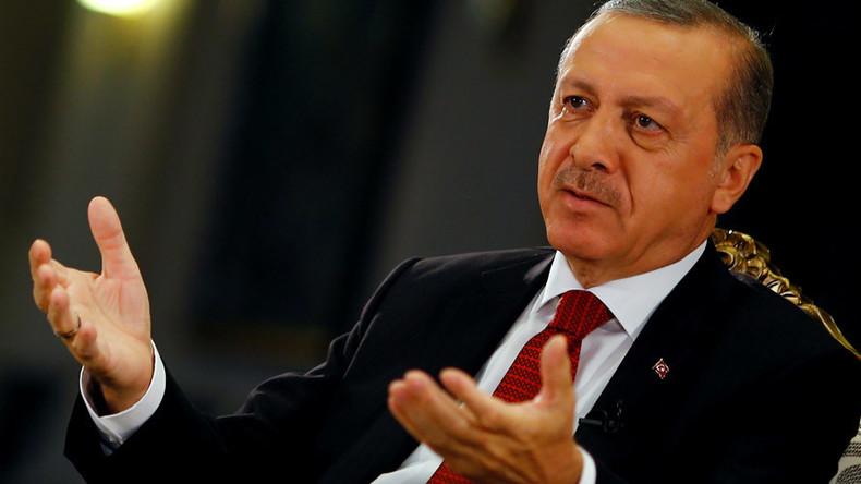 Erdoğan: Umsetzung des Energieprojektes Turkish Stream mit Russland steht nichts mehr im Wege