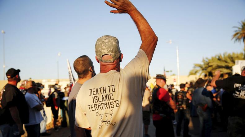 Christlicher US-Veteran droht damit, alle Mitglieder einer texanischer Moschee zu enthaupten