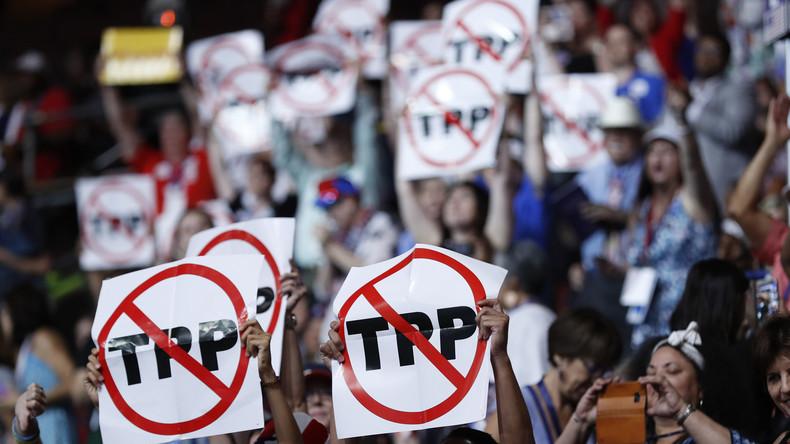 """US-Denkfabrik Atlantic Council gibt zu: """"TPP wichtig um US-Dominanz in Asien zu sichern"""""""