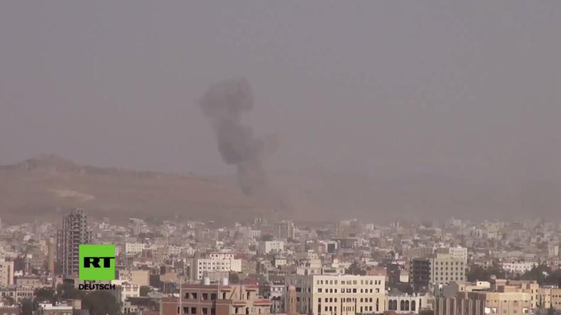 Jemen: Saudi-Koalition bombt nach vier Monaten Waffenruhe wieder auf Sanaa - 14 Zivilisten sterben