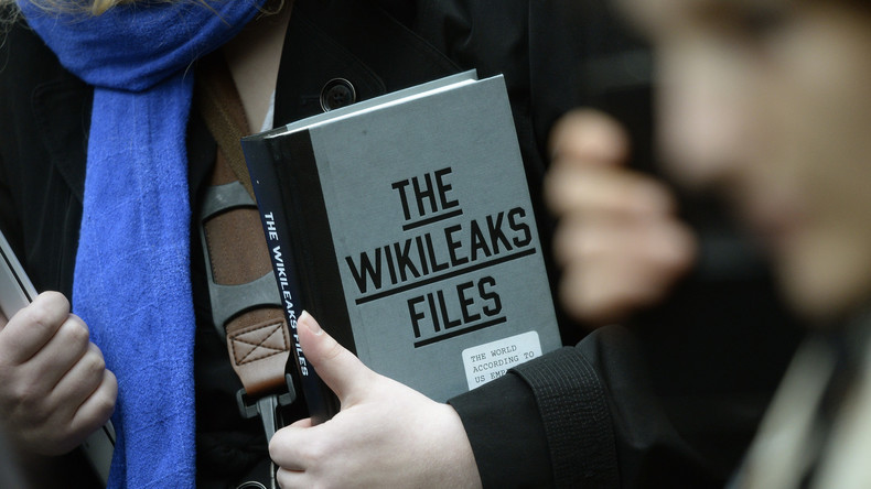 "WikiLeaks: ""Clintons neue PR-Strategie ist explizit gegen Russland gerichtet"""