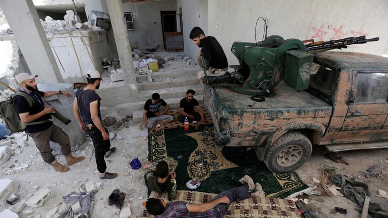 Financial Times: Saudi Arabien unterstützt weiterhin mit Duldung der USA Terroristen in Aleppo