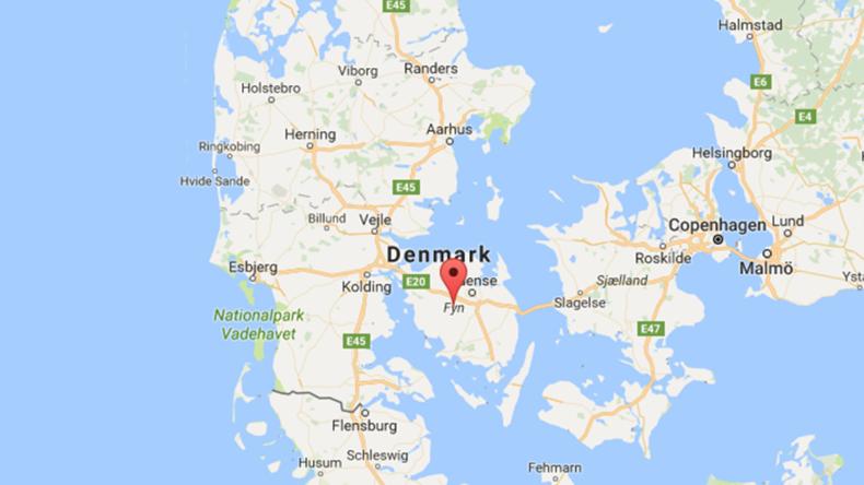 """Mann drohte sich in dänischem Asylbewerberheim in die Luft zu sprengen - Festnahme """"ohne Drama"""""""