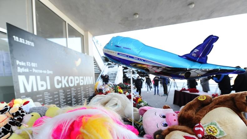 Boeing-Absturz in Rostow am Don: FlyDubai-Pilot führte Crash wohl absichtlich herbei