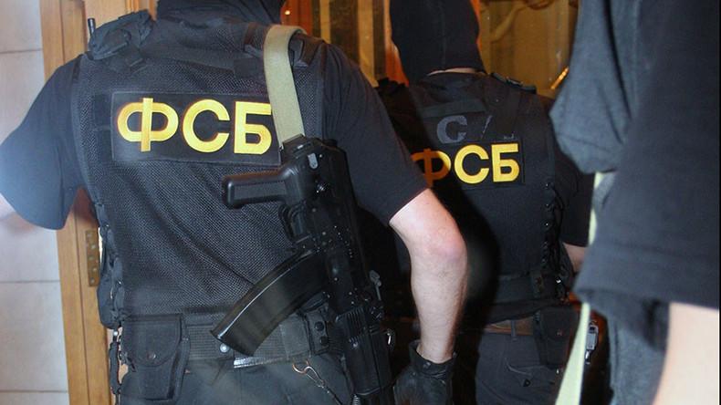 Russlands Geheimdienst FSB vereitelt von ukrainischen Agenten geplante Terroranschläge auf der Krim