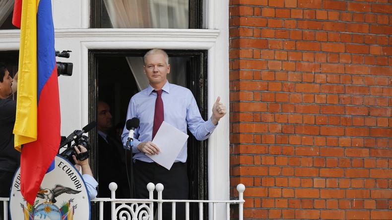 Ecuador erlaubt schwedischen Ermittlern Befragung von WikiLeaks-Gründer Assange in Botschaft