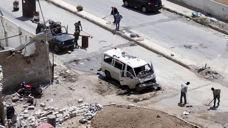 """Vize-UN-Botschafter: """"US-Handlungen provozieren Anstieg des Terrors und der Destabilisierung"""""""