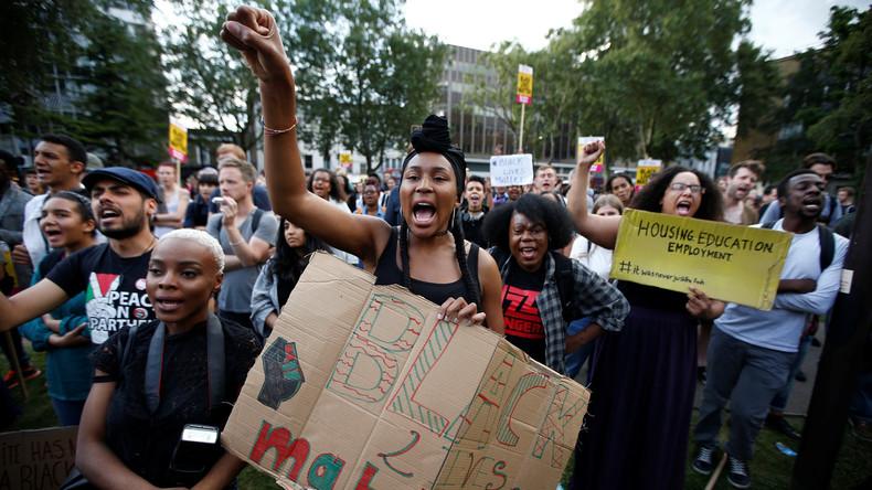 2 Jahre BlackLivesMatter-Bewegung: Noch immer keine Sicherheit für Afroamerikaner vor Polizeiwillkür