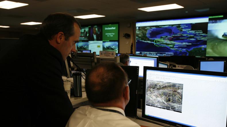 Die neuen Spezialeinheiten: Cyberanalysten des U.S. Department of Homeland Security bei der Arbeit.