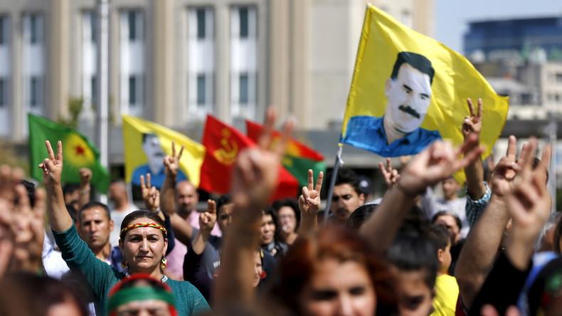 Kurden-Proteste in Genf und Düsseldorf: Aktivisten fordern Freilassung von Öcalan