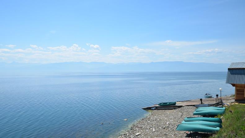 Der Baikalsee. Foto: Ulrich Heyden