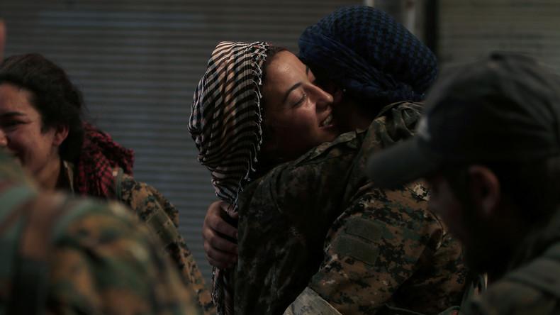 Syrien: Manbidsch vollständig durch kurdische YPG-Einheiten vom IS befreit
