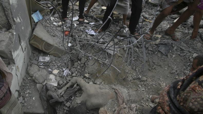 Saudis kaufen für Fortsetzung des Krieges im Jemen US-Waffen im Wert von 1,15 Milliarden Dollar