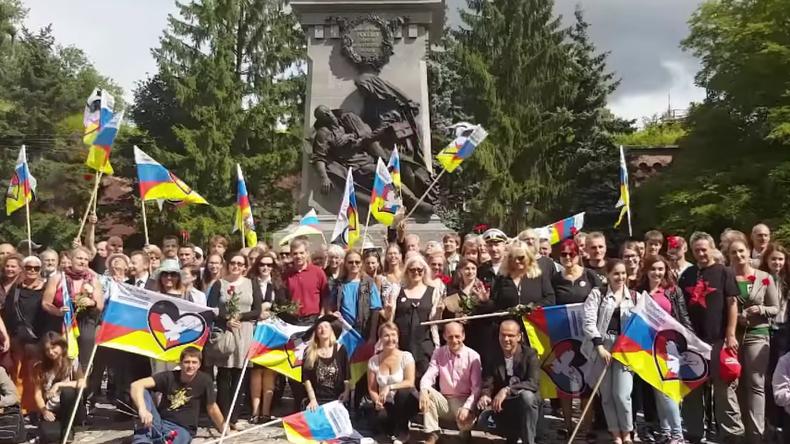 Friedensfahrt von Berlin nach Moskau – So war die erste Woche