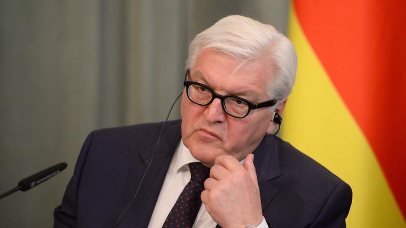 Außenminister Steinmeier: Deutschland und Russland sollten in Zukunft in Syrien zusammenarbeiten