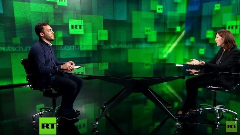 Im Gespräch mit RT Deutsch: Kerstin Kaiser, neue Chefin der Rosa-Luxemburg-Stiftung in Moskau