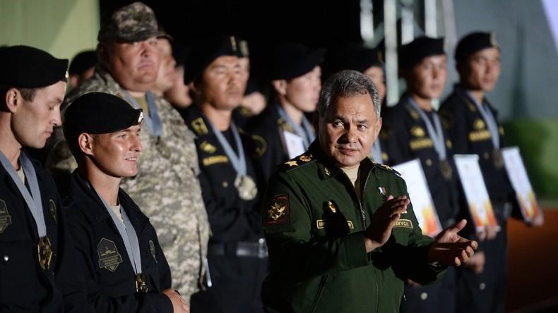 """Shoigu: Russland und USA arbeiten an """"gemeinsamen militärischen Aktionsplan"""" zu Aleppo"""