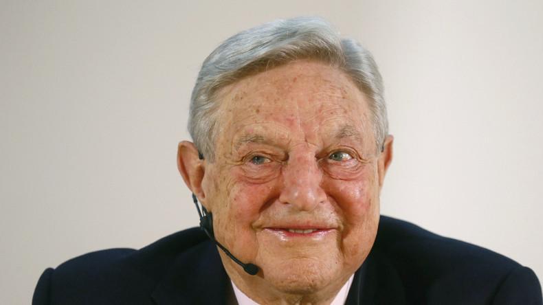 Soros-Leak: Hackergruppe DC Leaks veröffentlicht 2.500 Dokumente der Open Society Foundations