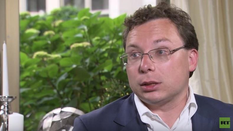 Interview mit Oleg Bondarenko zur Rolle der OSZE im Ukraine-Konflikt