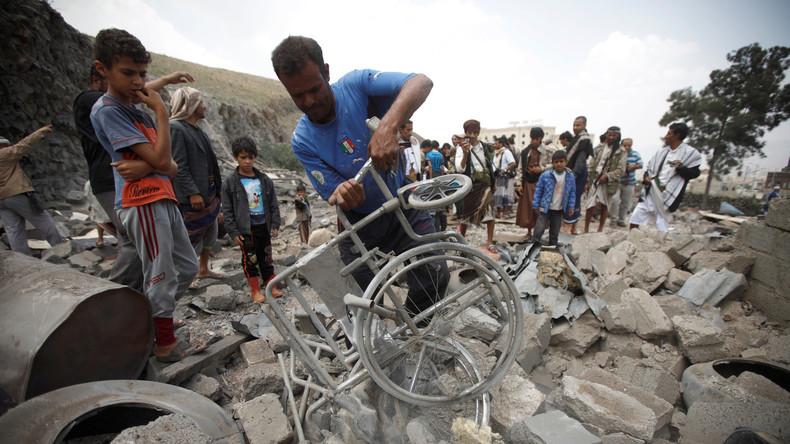 Jemen: Saudi-Luftwaffe bombardiert trotz Friedensverhandlungen Schulgebäude während Prüfungsphase