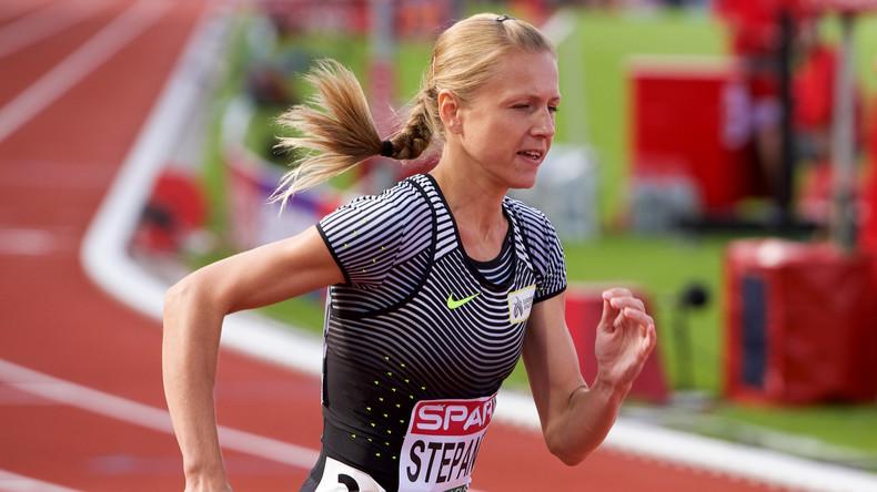 WADA-Whistleblowerin Stepanowa fürchtet nach Hackerangriff um ihr Leben