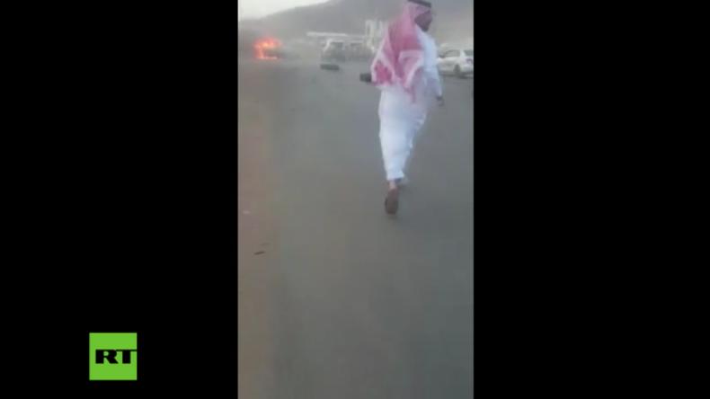 Saudi-Arabien: Vom Jemen abgeschossene Rakete tötet mindestens neun Menschen in Nadschran