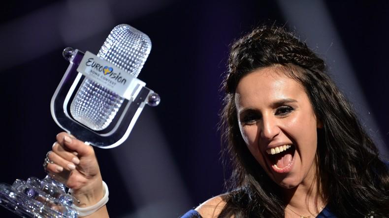 """Eurovision-Gewinnerin Jamala singt auf Neonazi-Festival in der Ukraine: """"Ich freue mich einfach"""""""