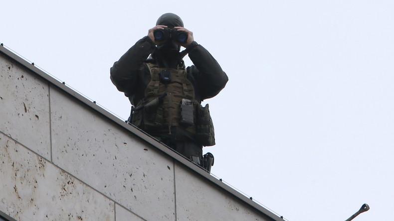 UPDATE: Terrorverdacht in Eisenhüttenstadt hat sich nicht bestätigt