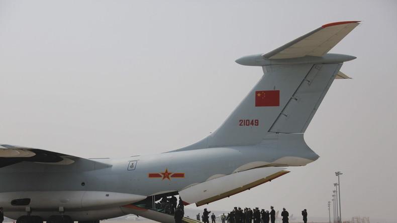 Mit China und Indien sagen weitere BRICS-Staaten syrischer Regierung militärische Unterstützung zu