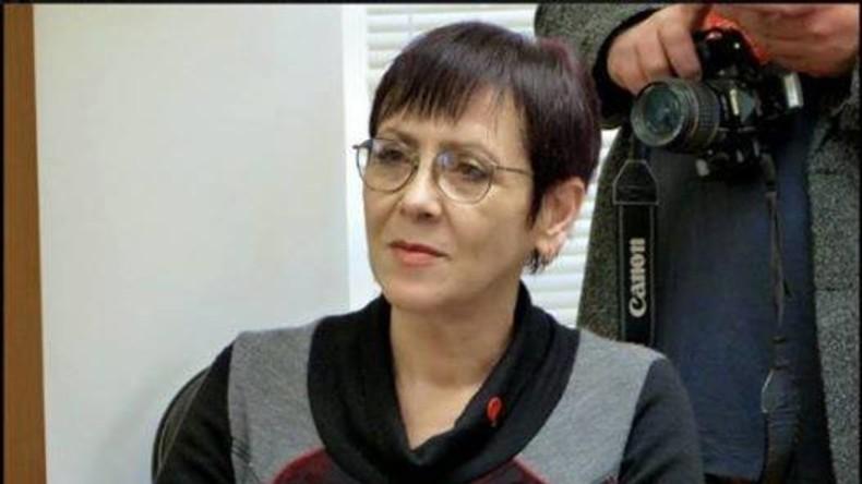 Ukraine: Kiew lässt Maidan-kritische Schriftstellerin Miroslawa Berdnik festnehmen