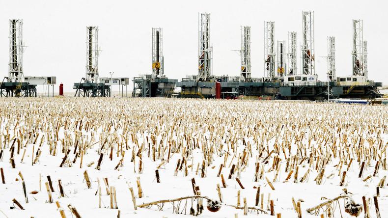 US-Fracking-Industrie: Die Großen übernehmen