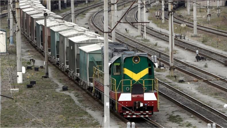 Kiew: Verluste in Höhe von einer Milliarde US-Dollar wegen russischer Handelseinschränkungen