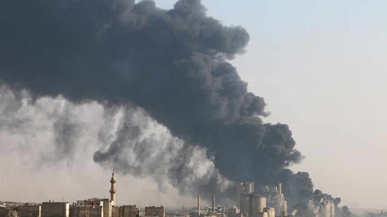 Programmbeschwerde gegen ARD-Tagesschau: Desinformation zur Lage in Aleppo