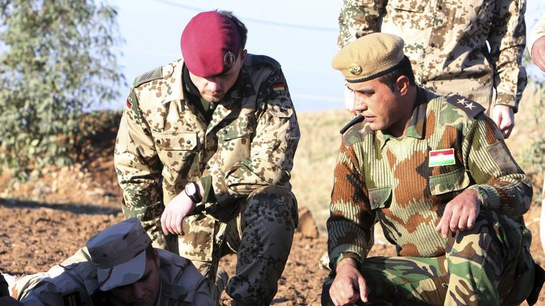 Irak: Peshmerga können sich trotz Bedenken aus Bagdad über spendable Militärpartner freuen