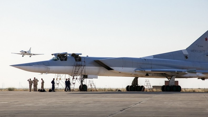 Russland weist US-Kritik über Nutzung von Luftwaffenbasis im Iran zurück
