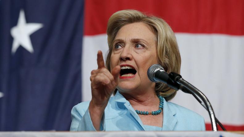 """Hillary Clinton und ihr außenpolitisches Team: """"Fuck the EU"""" - Kalte Krieger im Wartestand"""
